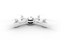 drone hubsan H502S
