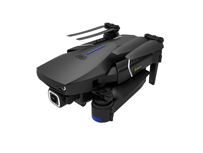 Drone E520S pliable et transportable