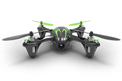 photo drone h107C hubsan
