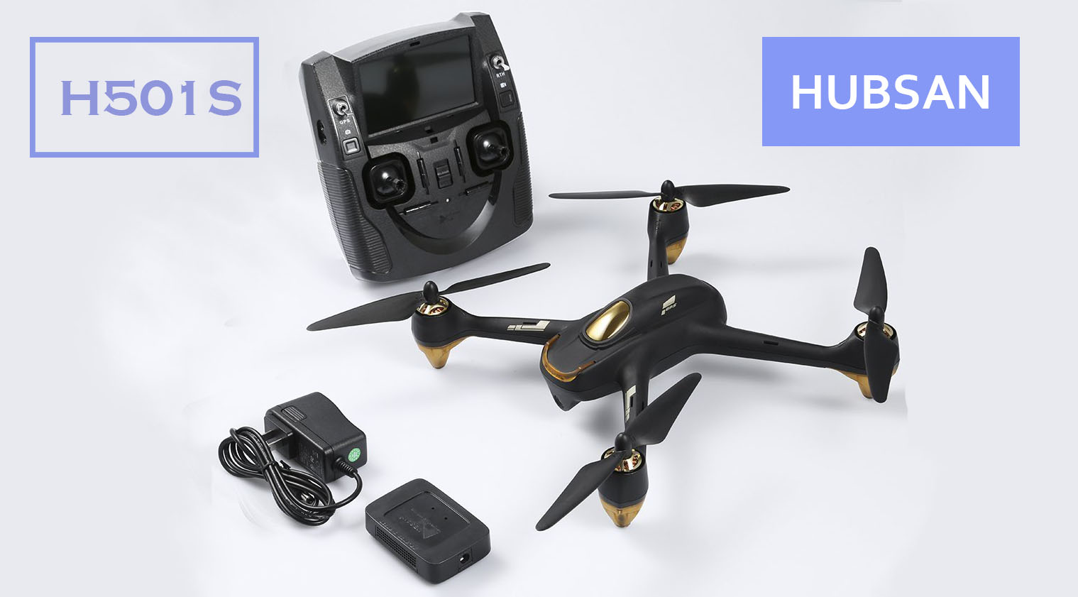 photo drone h501s hubsan
