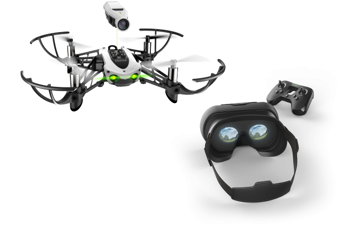 drone Mambo + accessoires