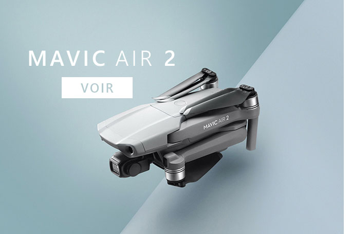 Test complet DJI Mavic Air 2