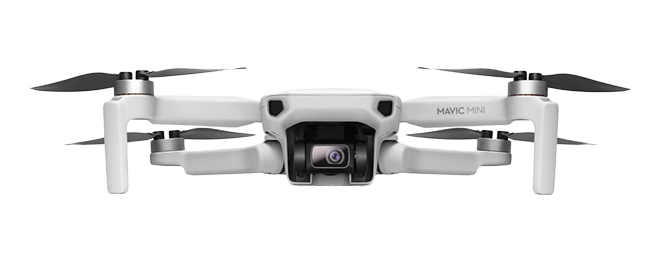 Autonomie DJI Mavic Mini