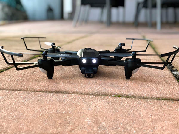 drone GPS Snaptain Sp500