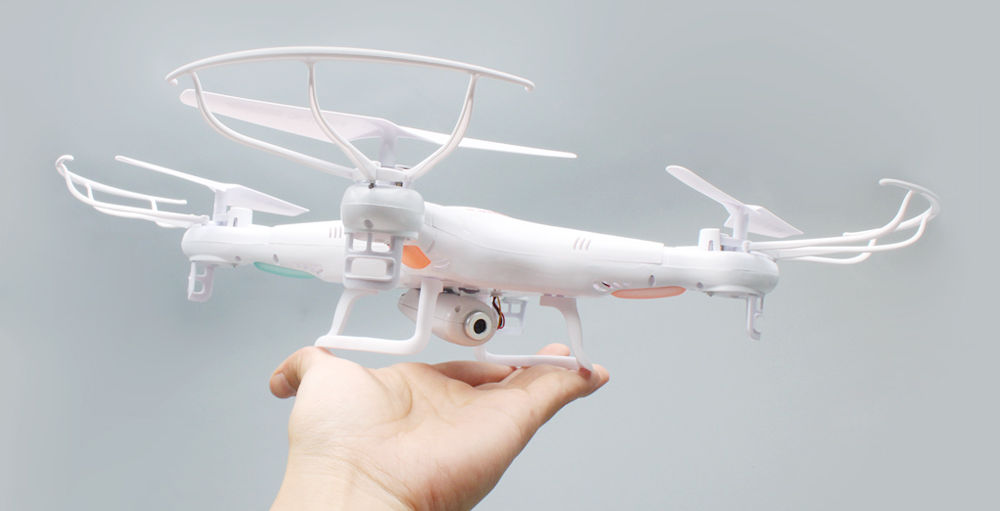 drone taille X5C